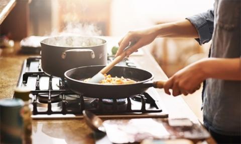 Nấu ăn nhớ 4 nguyên tắc vàng