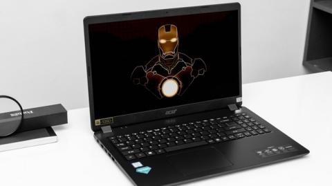 Loat laptop gia re phu hop de lam viec tai nha trong mua dich Covid-19 hinh anh 5 Acer_Aspire_A315_54_52HT_1.jpg