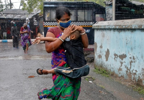 Bao manh nhat the ky o vinh Bengal khien 14 nguoi chet hinh anh 1 tai_xuong.jpg