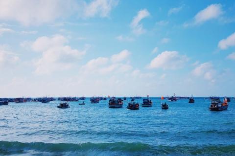 Đến Kiên Giang đâu chỉ có mỗi Phú Quốc, viên ngọc thô Hòn Sơn cũng có những bãi tắm xanh trong mát lành đẹp tới nức lòng người! - Ảnh 4.