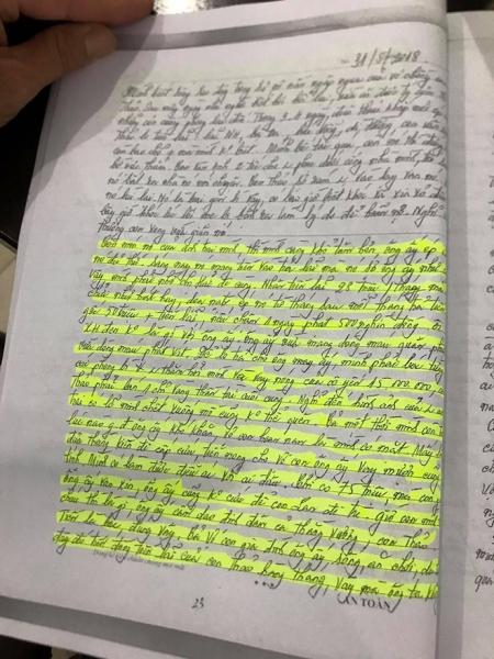 Những dòng nhật ký cuối đời của nữ nạn nhân trong vụ anh trai truy sát cả nhà em gái - 2
