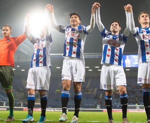 SC Heerenveen lên tiếng khi Văn Hậu phải về Việt Nam