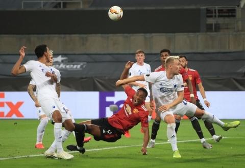 Phạt đền nghiệt ngã, Man United hạ Copenhagen vào bán kết - Ảnh 5.
