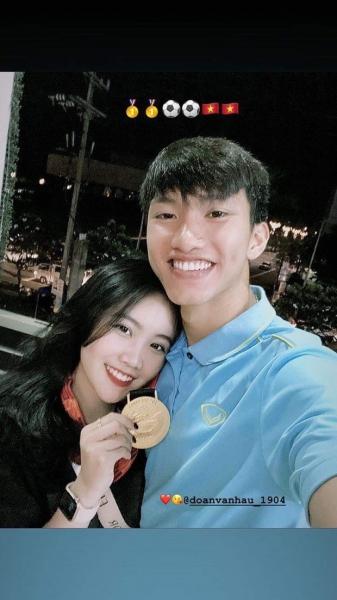 Toang: Bạn gái Đoàn Văn Hậu khẳng định đang độc thân, cặp đôi thật sự đã chia tay? - 1