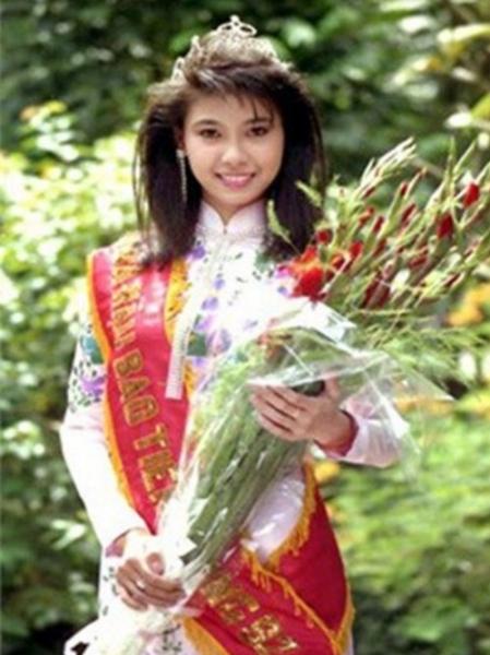 Hà Kiều Anh lần đầu bật mí về mức cát-sê sau khi đăng quang hoa hậu - 1