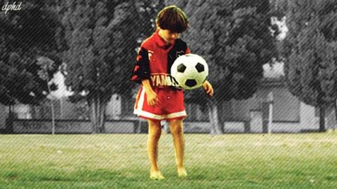 Messi và sự hồi tưởng về khoảng thời gian khó khăn với căn bệnh hiếm gặp - 1