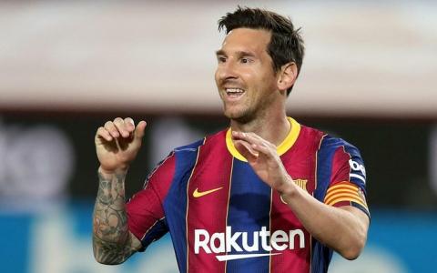 Barcelona lộ khoản nợ 13.000 tỷ, Messi bỗng nhiên có cơ hội phá vỡ hợp đồng, rời khỏi Nou Camp - 1