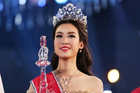 Hoa hậu Đỗ Mỹ Linh hé lộ tổng số tiền tích cóp được sau 4 năm đăng quang Hoa hậu VN - Ảnh 1.
