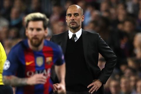 Barca bất lực nhìn Lionel Messi sang Man City với giá 0 đồng - 1