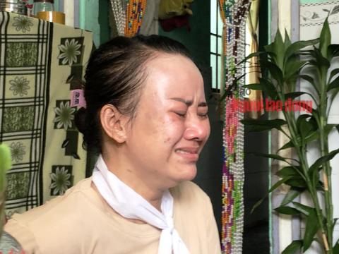 Tiếng khóc xé lòng tại đám tang tiểu thương chết vì cứu người dưới cống - 4