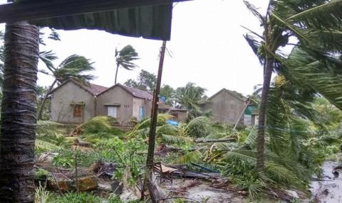 Bão số 9 năm nay được dự báo mạnh tương đương bão Damrey trong lịch sử, vậy bão Damrey từng có sức tàn phá kinh hoàng thế nào? - 1