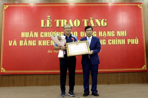 HLV Park Hang-seo nhận vinh dự cực lớn tại quê nhà Hàn Quốc - 1