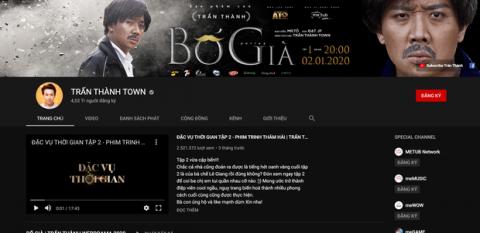 Nóng: Kênh YouTube của Trấn Thành bị hack, phát livestream về Bitcoin với hơn 100.000 lượt xem - 1