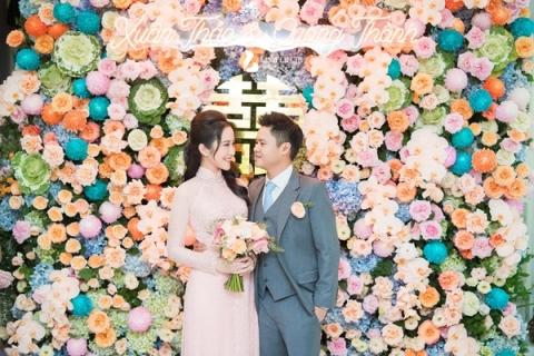 Cặp đôi dự định năm sau tổ chức đám cưới.