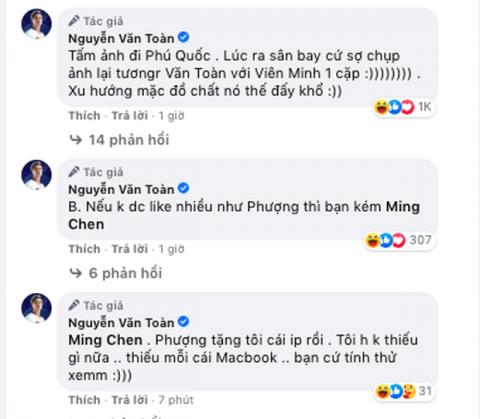 Văn Toàn viết tâm thư gửi Viên Minh: 'Một người xinh gái, thông minh như bạn sao lại chấp nhận Phượng dễ dàng thế?' - 1