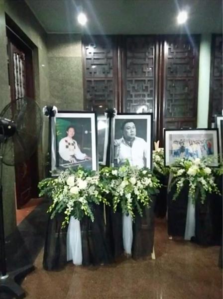 Những hình ảnh đầu tiên bên trong nơi diễn ra tang lễ của cố nghệ sĩ Chí Tài
