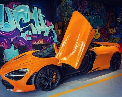 Đại gia Vũng Tàu bí ẩn chi tiền tỷ sắm McLaren 720S Spider thứ 7 tại Việt Nam - 1