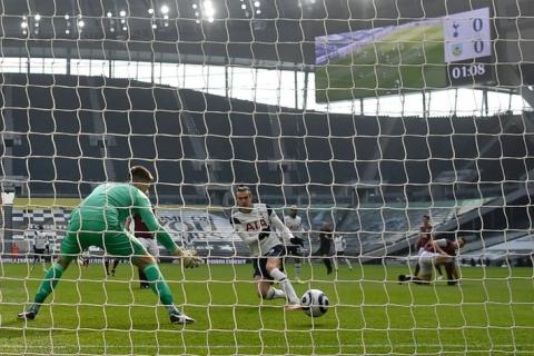 Bale ghi 2 bàn, kiến tạo 1 bàn giúp Tottenham thắng đậm - Ảnh 3.