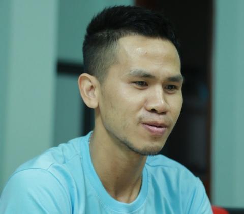 'Người hùng' Nguyễn Ngọc Mạnh giải thích thông tin anh không chạm được vào bé gái rơi từ tầng 12A