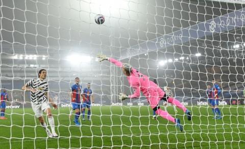 Chia điểm Crystal Palace, Man United hết cửa đua vô địch Ngoại hạng Anh - Ảnh 2.