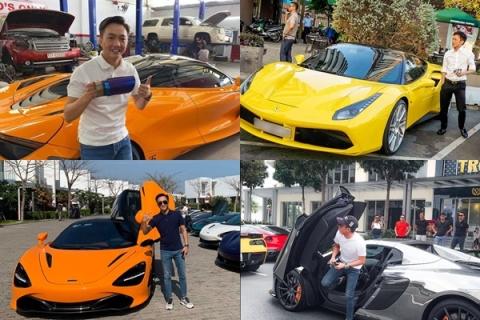 Cường Đô-la: Vượt qua cái bóng 'công tử phố núi' để chứng minh tài năng kinh doanh, tự mở công ty BĐS riêng và chuỗi dự án nhà hàng, du lịch, rửa xe