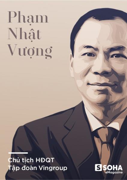 Hành trình Vingroup trở thành khổng lồ còn ông Phạm Nhật Vượng từ anh bán mì tôm thành tỷ phú đô la - Ảnh 1.