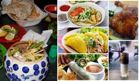 Ẩm thực Phú Yên: Top 5 món cực ngon ăn quên lối về - VeXeRe.com