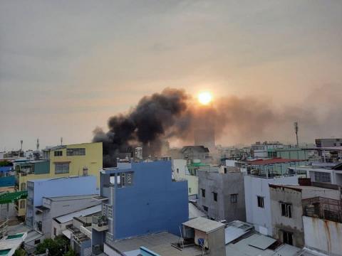 Người sống sót trong vụ cháy kinh hoàng làm 8 người tử vong ở TP.HCM sức khỏe ra sao? - Ảnh 2.
