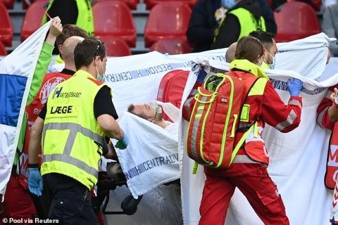 Bác sĩ Đan Mạch trực tiếp cấp cứu cho Eriksen kể lại giây phút cầu thủ giành giật sự sống: 10 phút đáng sợ nhất tôi từng thấy trong một trận đấu - Ảnh 4.