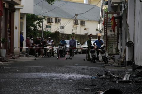 Vụ cháy 6 người tử vong ở Nghệ An: Cả gia đình hiền lành lắm, không chê được điểm gì - Ảnh 5.