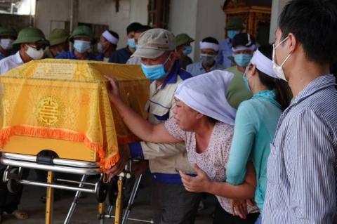 Vụ chồng thảm sát vợ và bố mẹ vợ ở Thái Bình: Nhát dao oan nghiệt giáng xuống đầu các nạn nhân chỉ vì 1 câu nói - Ảnh 3.