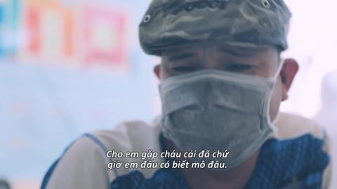 """Phân đoạn ám ảnh nhất trong phóng sự """"Ranh giới"""" của VTV: Điều đau đớn nhất, chính là không kịp nói lời tạm biệt - Ảnh 4."""