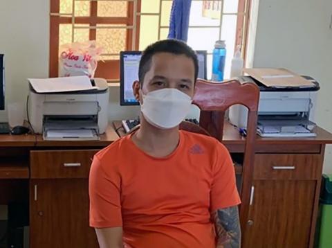 Giám đốc hãng xe khách nổi tiếng ở Nghệ An bị bắt, khám xét nhà - Ảnh 1.