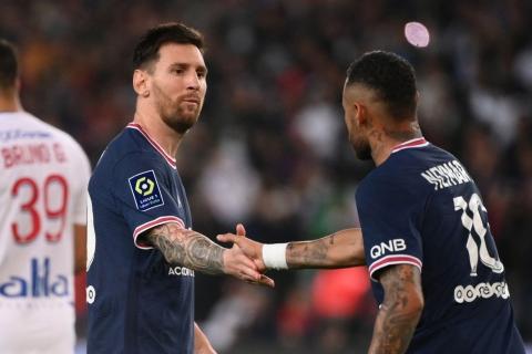 PSG có chiến thắng nghẹt thở vào phút 90+3 trong ngày Messi vẫn tịt ngòi - Ảnh 7.