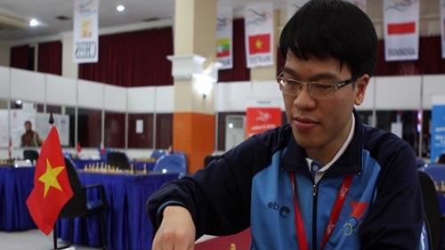 Lê Quang Liêm phải ăn Tết tại Anh