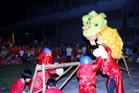Khai mạc Liên hoan múa lân truyền thống tỉnh Tây Ninh
