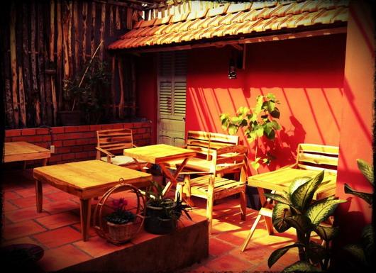 Cafe Ich - quán 'ngông' ở Sài thành