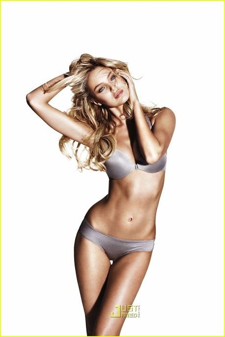 Ngắm top 10 siêu mẫu gợi cảm nhất của Victoria's Secret