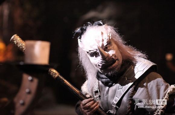 Tạo hình độc đáo của dàn diễn viên Tân Tây Du Ký
