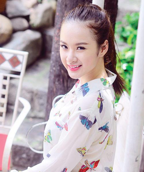 Angela Phương Trinh xinh đẹp nhờ cắt mí? - 8