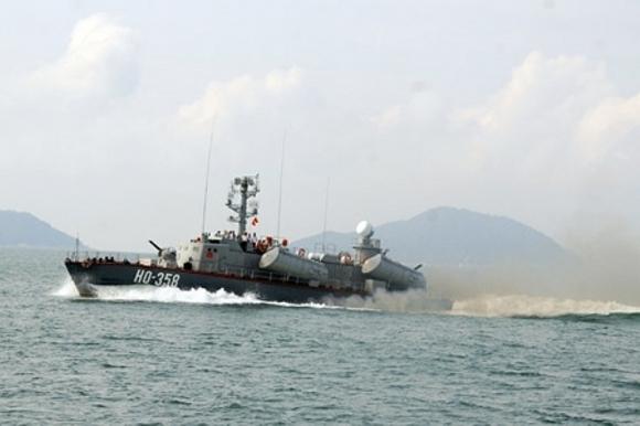 Những chiến hạm của Hải quân Việt Nam khiến quân thù khiếp sợ