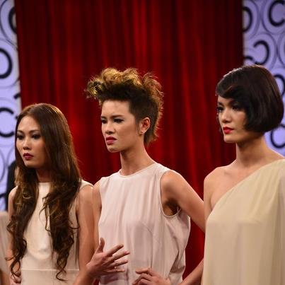 Tập 8 Vietnam's next top model 2012: Thanh Thảo ngậm ngùi ra về