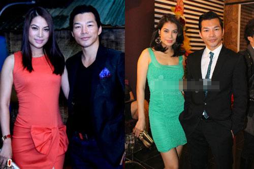 10 cặp đôi sao Việt 'nhẵn mặt' trong các sự kiện