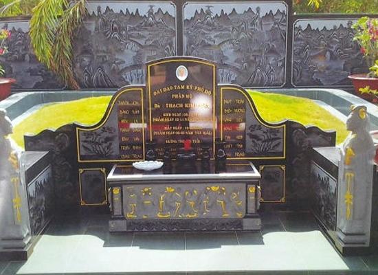 Những ngôi mộ độc nhất vô nhị ở Việt Nam