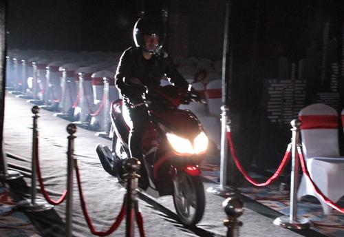 Honda Air Blade 125 trình làng tại Việt Nam