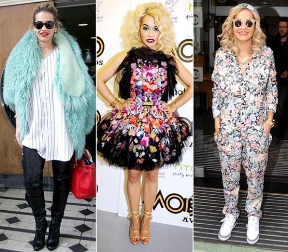 'Nữ quái' Lady Gaga lọt top 12 thảm họa thời trang 2012