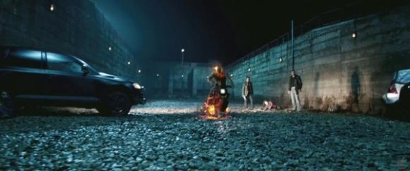 Ghost Rider phần 2: Ma Tốc Độ báo thù