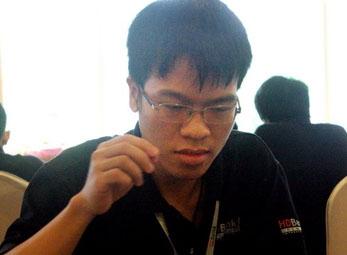 Lê Quang Liêm thành cựu vô địch Aeroflot