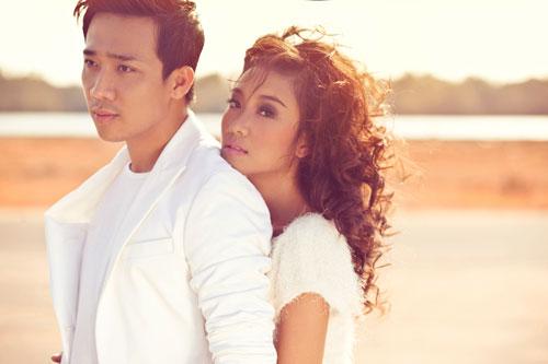 Đoan Trang, Trấn Thành ra mắt album đôi