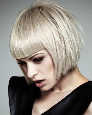 Những kiểu tóc lửng mới nhất 2012